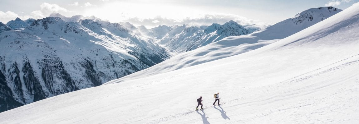 Would Be Traveller Is Skiing Worth It? Beautiful views over ski slopes