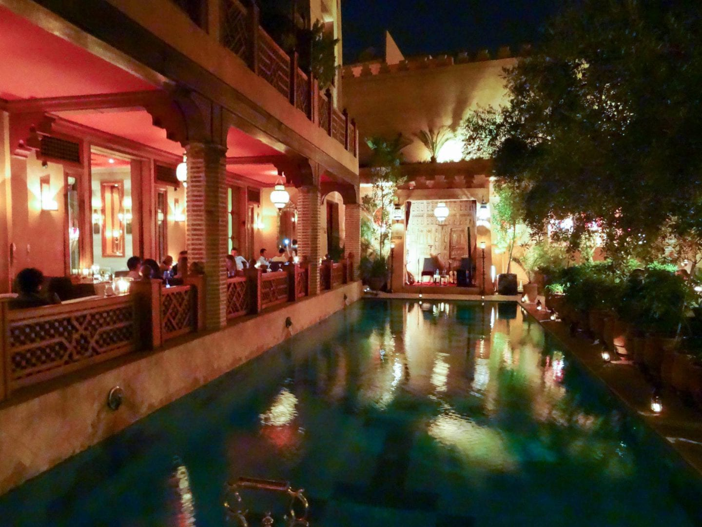 Where to eat in Marrakech: La Maison Arabe