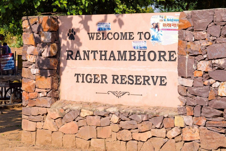 Ranthambore Tiger Reserve, India