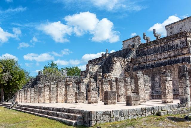 Chichen Itza ruin