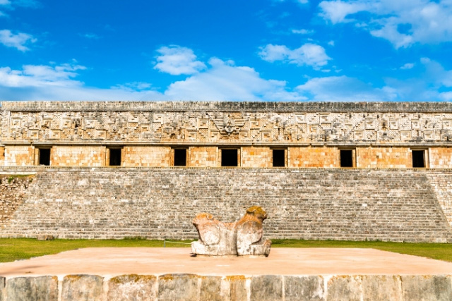 The Nunnery Quadrangle at Uxmal