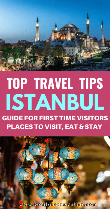 Top Tips for Istanbul pin