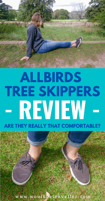 Allbirds Tree Skippers Review pin